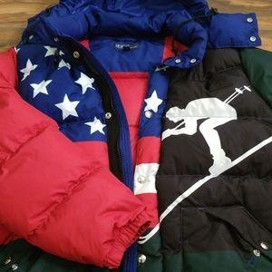 Polo Ralph Lauren vintage su-ski 92 coat XXL
